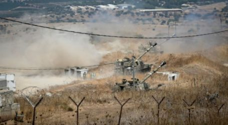 Israeli Forces Bomb Several Sites in Southern Lebanon