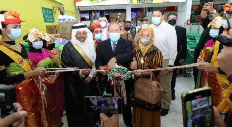 Promoting Indonesian Products at Two Major Supermarkets in Saudi Arabia