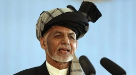 Afghan President in UAE to Prevent Bloodshed