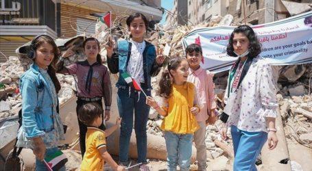 UN: Palestinian Children Deserve Security, Not Only Education