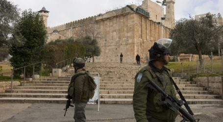 Muslims Banned to Prayer at Ibrahimi Mosque During Jewish Celebrations