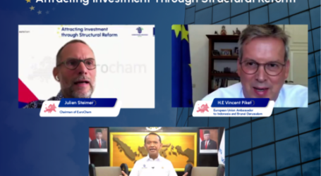 EU Supports Indonesia's Post-Pandemic Economic Recovery
