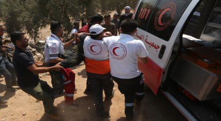 Occupation Forces Injure 70 Palestinians in Beita