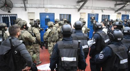 Israeli Forces Arrest Families of Escaped Palestinian Prisoners