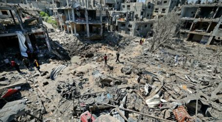 Gaza Prepares for Reconstruction of Houses Destroyed by Israel's Aggression