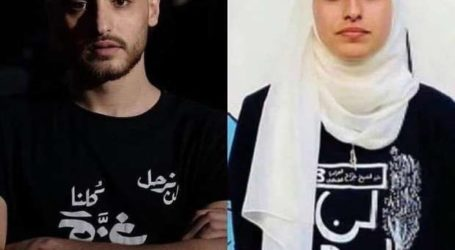 Two Palestinian Activists Included on Time's List of 100 Most Influential People in World