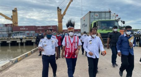 Dr. Cris Kuntadi: Sea Highway Program in Papua is A National Priorities