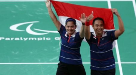 Indonesia Wins Two Gold Medals at Tokyo Paralympics