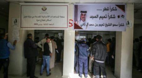 UN Announces Start of Distribution of Qatari Grants to Gaza