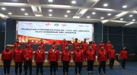 Jakarta Targeted to Become General Champion at National Sports Week in Papua