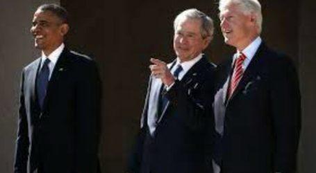 Three Former US Presidents Launch Afghanistan Refugee Aid Organization