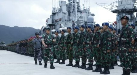 Indonesian Navy Deploys Fiver Warships to Secure North Natuna Sea