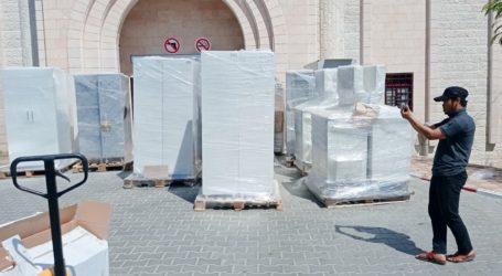 MER-C: A Number of Medical Devices Arrived at Indonesian Hospital Gaza