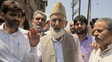 Kashmir Under Lockdown After the Death of Syed Ali Geelani