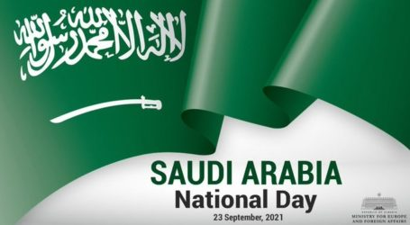 Saudis Celebrate 91st Anniversary of Their Country's Unification
