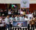 As 48 Palestinian Student Get Achievements in Syrian Refugees