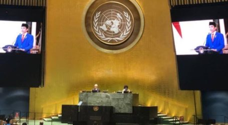 Palestinian Issue Remains One of Indonesia's Main Focus at the UN General Assembly