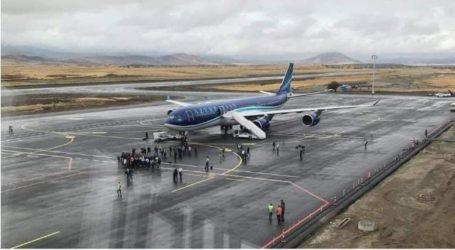 The Great of Azerbaijani Fizuli Airport