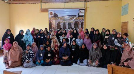 Mae_C Organize Women's Empowerment for Libertation of Al-Aqsa Mosque
