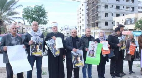 Rally in Support of Palestinian Prisoners