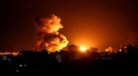 Gaza Resistance Blocks Israeli Aircraft Attack