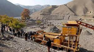 Chinese Company Interested in Developing Afghan Copper Mine