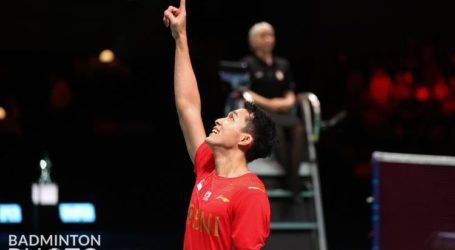 Indonesian Badminton Wins Thomas Cup
