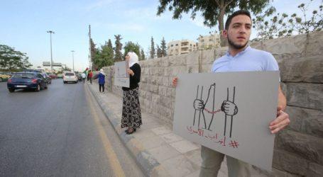 ICRC Calls to End Palestine Hunger Striker Crisis in Israel Jails