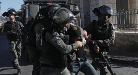 Israeli Occupation Arrests 20 Palestinian Citizens In Occupied West Bank