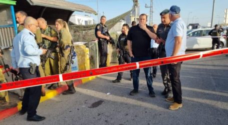 Palestinian Young Men Open Fire at Israeli Soldiers in Nablus