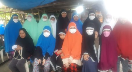 Philippine Association Strengthen Islamic Education for 400 Converts from Manila