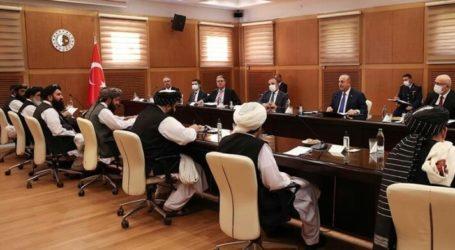 Turkish Officials Talk With Taliban Delegation in Ankara