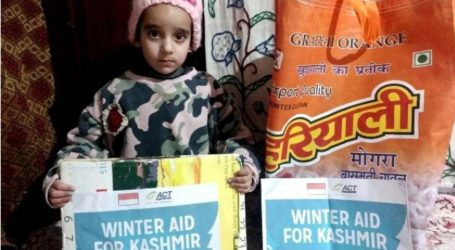 Small Volunteer Groups Help Poor in Kashmir