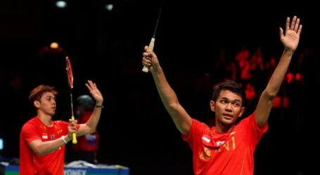 Indonesia Step Into Final of Thomas Cup 2021 after Beating Denmark