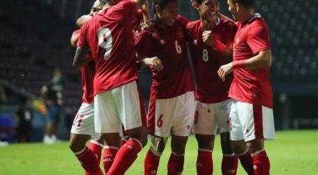 Indonesia Qualifies for AFC Asian Cup 2023 after Beating Chinese Taipei