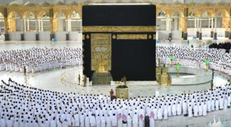 Makkah Grand Mosque Reclose Rows of Congregational Prayers